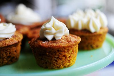PW Pumpkin Muffins