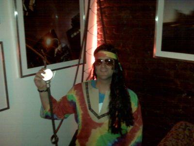 BJ Hippie - Halloween 2009