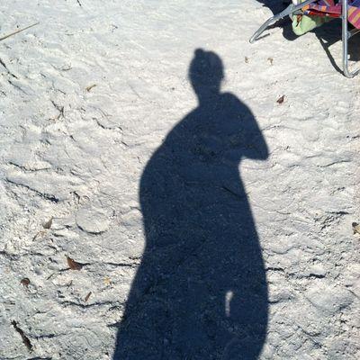 March baby shadow bump