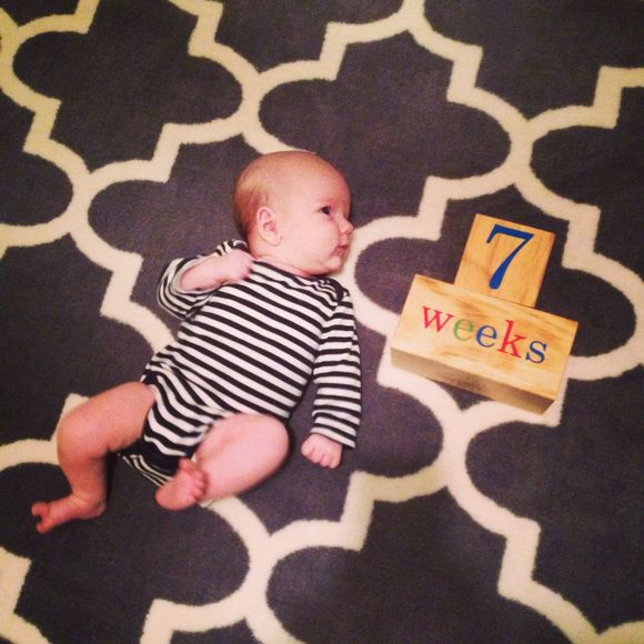 G Diaries: Seven Weeks